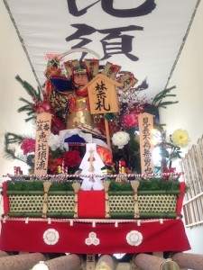 博多祇園山笠2013年の1番は恵比須流