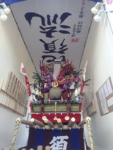 博多祇園山笠2013年1番恵比須流の鬼の手
